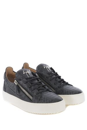 Sneakers Giuseppe Zanotti Logoball in pelle GIUSEPPE ZANOTTI | 5032245 | RU00010064