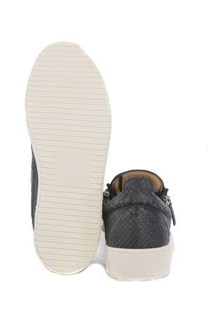 Giuseppe Zanotti Logoball leather sneakers GIUSEPPE ZANOTTI | 5032245 | RU00010064