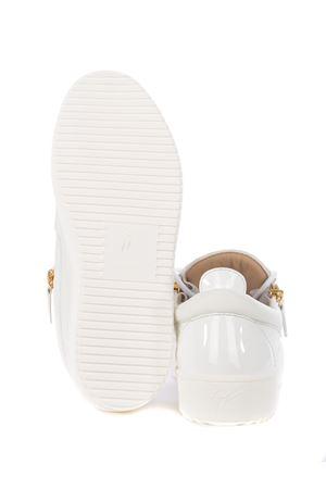 Giuseppe Zanotti Logoball leather sneakers GIUSEPPE ZANOTTI | 5032245 | RW00017007