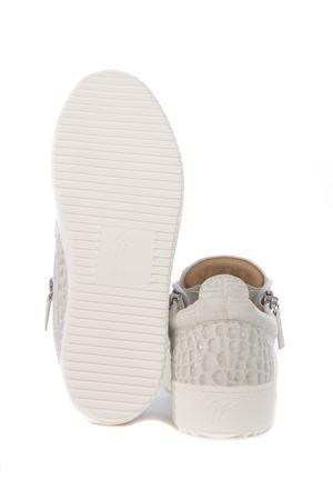 Giuseppe Zanotti Logoball leather sneakers GIUSEPPE ZANOTTI | 5032245 | RW00017032