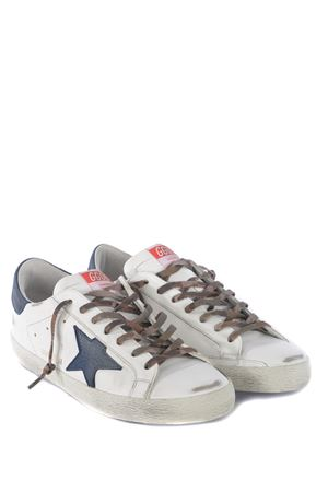 Golden Goose Super-Star leather sneakers GOLDEN GOOSE | 5032245 | GMF00101F000343-10280