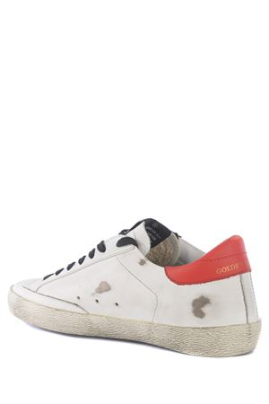 Golden Goose Super-Star leather sneakers GOLDEN GOOSE | 5032245 | GMF00101F000348-10281