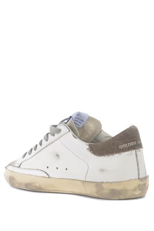 Golden Goose Super-Star sneakers in leather GOLDEN GOOSE | 5032245 | GMF00101F001149-10511