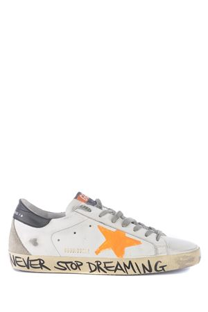 Golden Goose Super-Star leather sneakers GOLDEN GOOSE | 5032245 | GMF00102F000613-10343