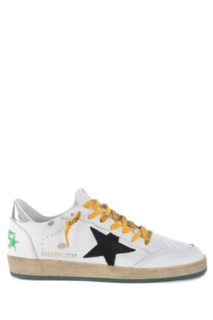 Golden Goose Ball-Star sneakers in leather GOLDEN GOOSE | 5032245 | GMF00117F000634-10349