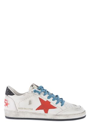 Golden Goose Ball-Star leather sneakers GOLDEN GOOSE | 5032245 | GMF00117F000635-80516