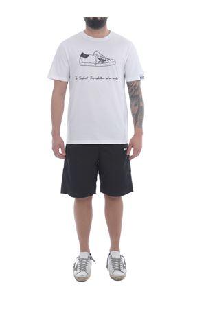 T-shirt Golden Goose Adamo in cotone GOLDEN GOOSE | 8 | GMP00777P000419-10546