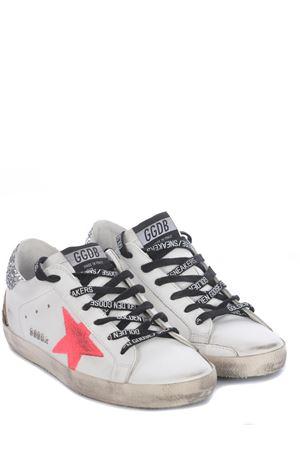 Golden Goose Superstar leather sneakers  GOLDEN GOOSE | 5032245 | GWF00102F000249-10255