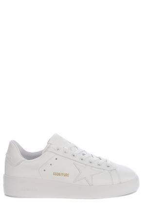 Golden Goose Pure Star leather sneakers GOLDEN GOOSE | 5032245 | GWF00197F000541-10100