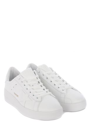 Golden Goose Pure Star leather sneakers GOLDEN GOOSE   5032245   GWF00197F000541-10100