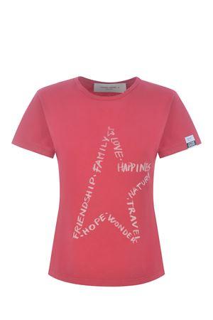 Golden Goose Ania cotton T-shirt GOLDEN GOOSE | 8 | GWP00745P000420-40380