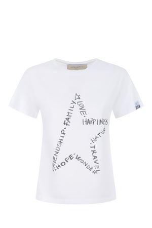 Golden Goose Ania cotton T-shirt GOLDEN GOOSE | 8 | GWP00745P000452-10546