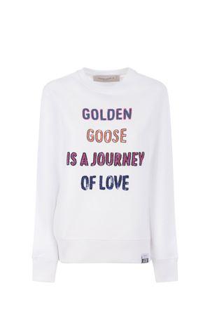 Golden Goose Athena cotton sweatshirt GOLDEN GOOSE | 10000005 | GWP00761P000440-10330
