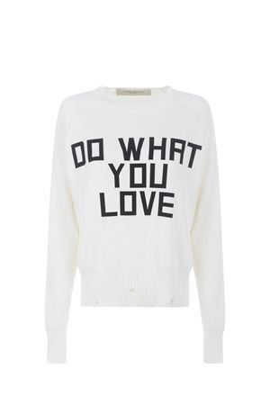 Golden Goose Delilah cotton sweater GOLDEN GOOSE | 7 | GWP00765P000432-20105