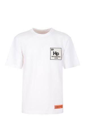 Heron Preston Halo cotton t-shirt HERON PRESTON | 8 | HMAA020R21JER0010149