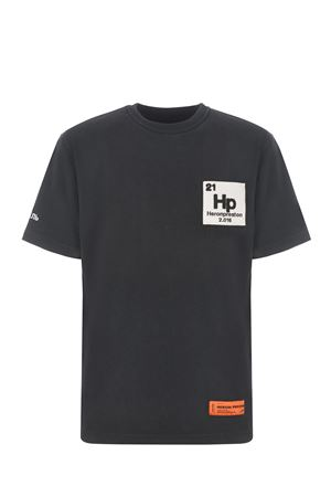 Heron Preston Halo cotton t-shirt HERON PRESTON | 8 | HMAA020R21JER0011049