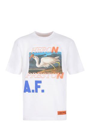 Heron Preston cotton T-shirt HERON PRESTON | 8 | HMAA020R21JER0020145