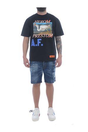 T-shirt Heron Preston in cotone HERON PRESTON | 8 | HMAA020R21JER0021045