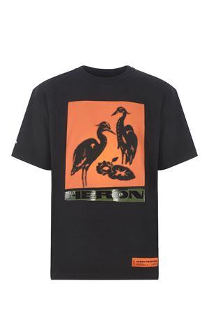 Heron Preston cotton T-shirt HERON PRESTON | 8 | HMAA020R21JER0031020