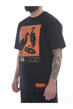 T-shirt Heron Preston in cotone HERON PRESTON | 8 | HMAA020R21JER0031020