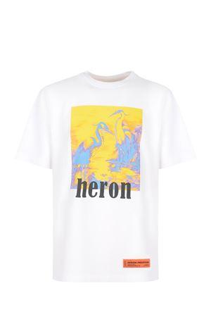 Heron Preston cotton T-shirt HERON PRESTON | 8 | HMAA020R21JER0040116