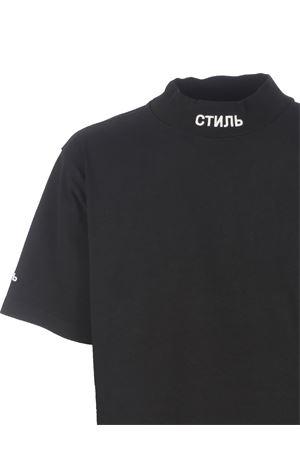 T-shirt Heron Preston turtleneck ctnmb in cotone HERON PRESTON | 7 | HMAA021R21JER0011001
