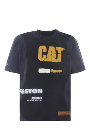 T-shirt Heron Preston Poker in cotone HERON PRESTON | 8 | HMAA028S21JER0011018