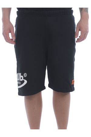 Heron Preston Track cotton shorts HERON PRESTON | 30 | HMCI007R21JER0011001