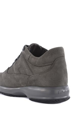 Hogan Interactive sneakers in nubuck and leather HOGAN | 5032245 | HXM00N000106RNB612