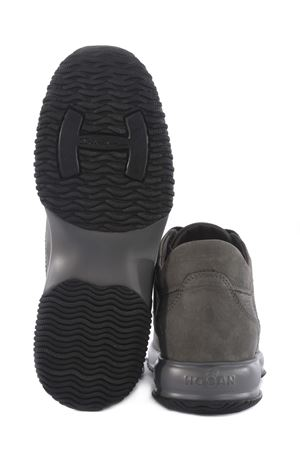 Sneakers Hogan Interactive in nabuk e pelle HOGAN | 5032245 | HXM00N000106RNB612