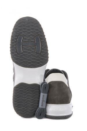 Hogan Interactive sneakers in nubuck and nylon HOGAN | 5032245 | HXM00N0Q101PDU647L