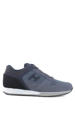 Hogan H321 sneakers in suede and nylon HOGAN | 5032245 | HXM3210Y860P9S844Z