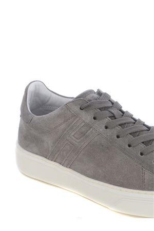Hogan H365 sneakers in suede HOGAN | 5032245 | HXM3650J960BTMC407