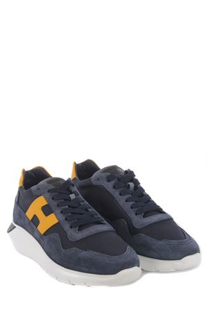 Hogan Interactive3 suede sneakers  HOGAN | 5032245 | HXM3710AJ18PDK51AF