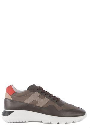 Sneakers  Hogan Interactive3 in camoscio e pelle HOGAN | 5032245 | HXM3710AJ18PFS51AD