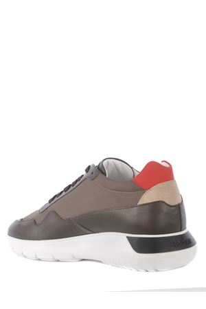 Hogan Interactive3 suede and leather sneakers HOGAN | 5032245 | HXM3710AJ18PFS51AD