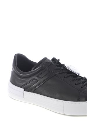 Hogan Rebel leather sneakers HOGAN | 5032245 | HXM5260CW00LE9B999
