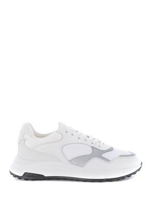 Hogan Hyperlight sneakers in leather and nylon HOGAN | 5032245 | HXM5630DM90PJY0351