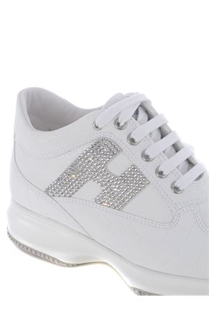 Sneakers donna Hogan Interactive in pelle HOGAN | 5032245 | HXW00N02011P99B001
