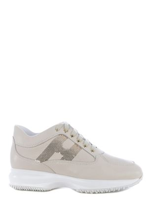 Sneakers donna Hogan Interactive in pelle HOGAN | 5032245 | HXW00N05641P7KB018