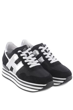Sneakers donna Hogan Midi Platform H483 HOGAN | 5032245 | HXW4830CB81PFH7234