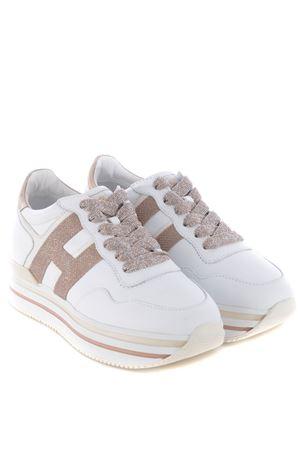 Sneakers donna Hogan Midi Platform H483 HOGAN | 5032245 | HXW4830CB81PFJ0RT3