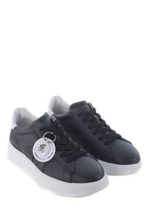 Sneakers Hogan Rebel H562  in raso HOGAN | 5032245 | HXW5620DN60PK50002