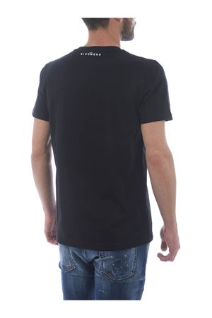 T-shirt Richmond Fondulac in cotone JOHN RICHMOND | 8 | RMP21041TSBLACK