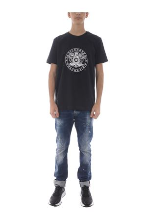 T-shirt John Richmond Quentini in cotone JOHN RICHMOND | 8 | RMP21082TSBLACK