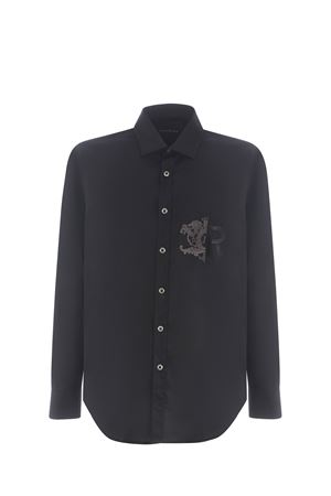 Versace Jeans Manito shirt in stretch cotton JOHN RICHMOND | 6 | RMP21095CABLACK
