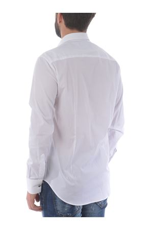 Versace Jeans Manito shirt in stretch cotton JOHN RICHMOND | 6 | RMP21095CAWHITE