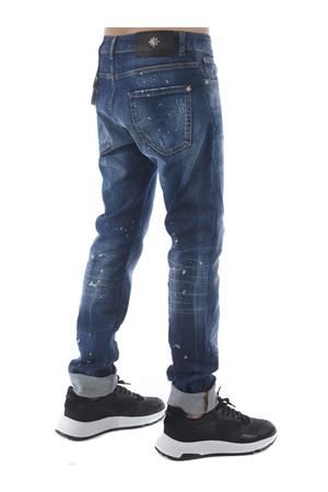 Jeans Richmond Marcab(iggy) in cotone stretch JOHN RICHMOND | 24 | RMP21137JEBLUE MEDIUM