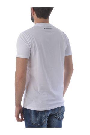 T-shirt Richmond Federick in cotone JOHN RICHMOND | 8 | RMP21182TSWHITE