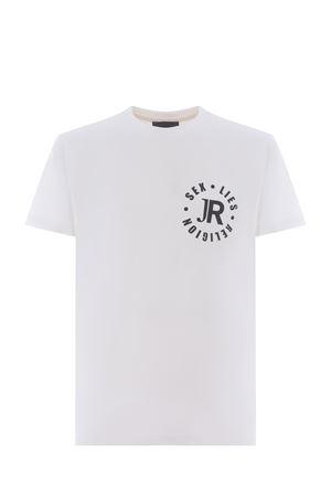 T-shirt John Richmond 2 Tilmitt in cotone JOHN RICHMOND | 8 | RMP21201TSWHITE